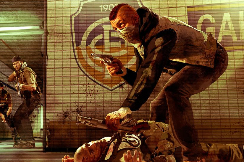 Video Game - Max Payne 3 Wallpaper