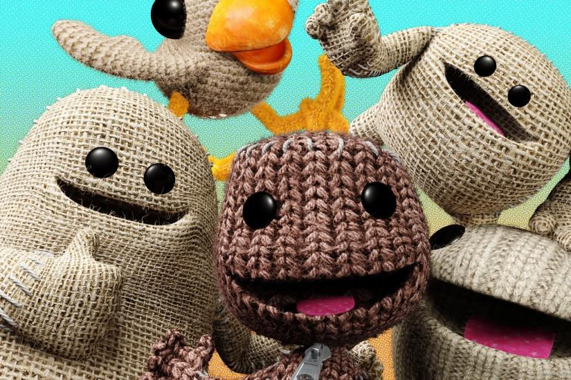 Little Big Planet 3 Video Game Wallpaper picture
