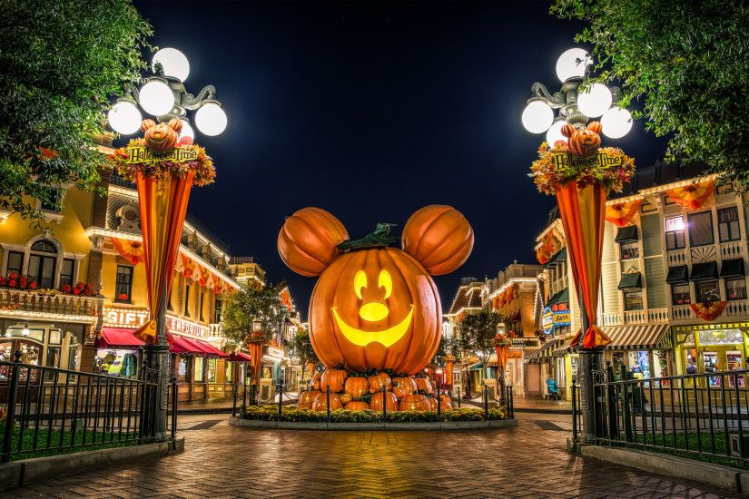 Disney Halloween Images.
