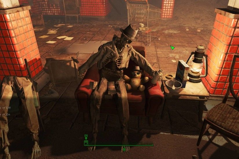 Another Blues Brothers' Easter egg in Fallout 4?