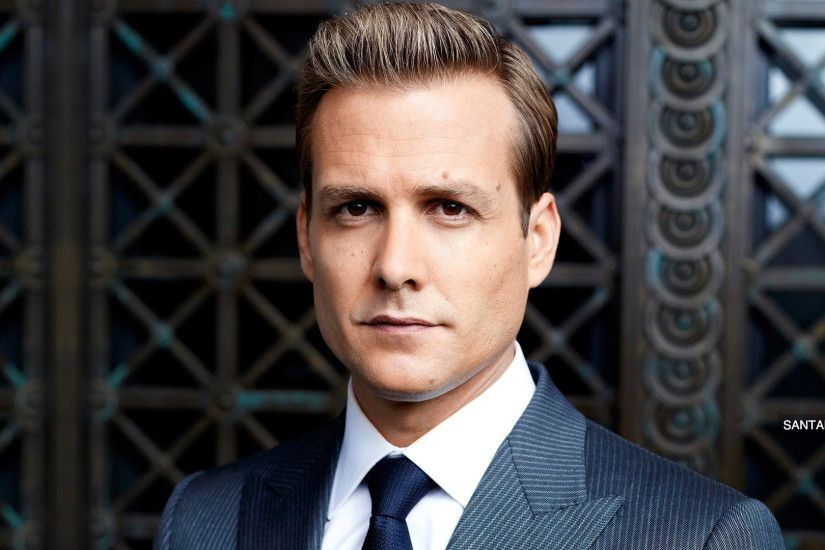 Gabriel Macht - popular as Harvey Specter on the USA Network series `Suits`