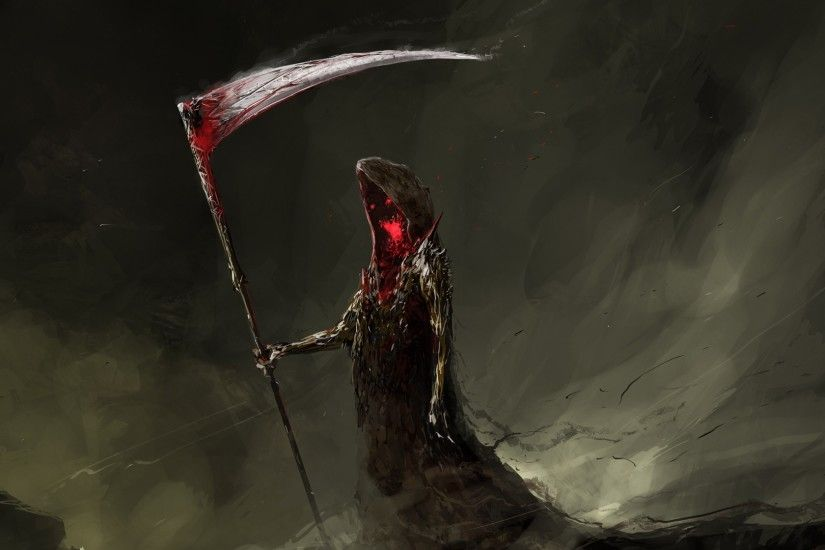 Grim Reaper Death Weapons Death Wallpaper At Dark Wallpapers