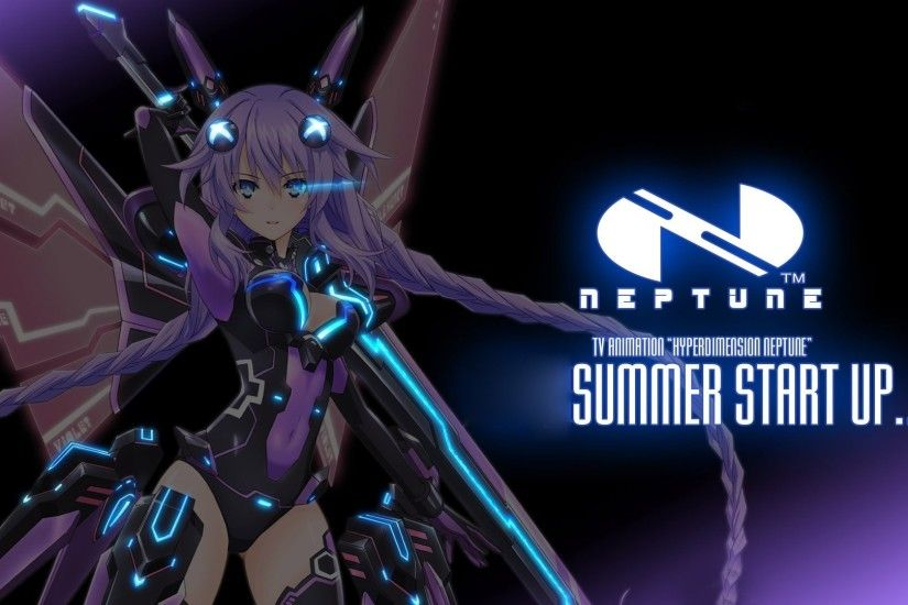 Neptune - Hyperdimension Neptunia The Animation