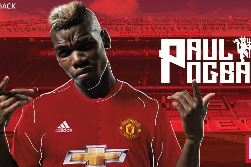 Paul Pogba Wallpaper by IndividualDesign Paul Pogba Wallpaper by  IndividualDesign