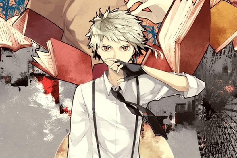 Widescreen Wallpapers of Bungou Stray Dogs › Top Images