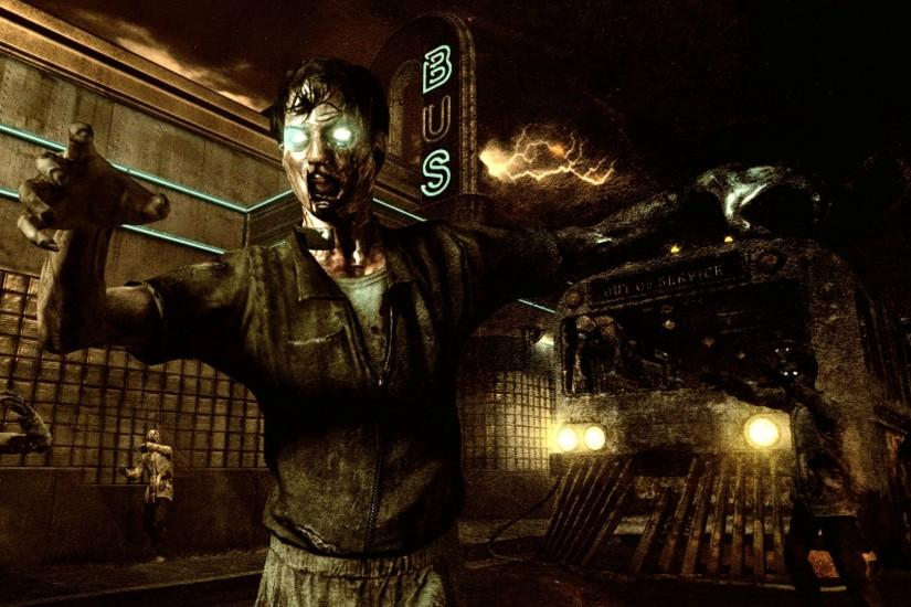 black ops zombies wallpaper 1920x1080Call Of Duty Black Ops Ii Ps3 ..