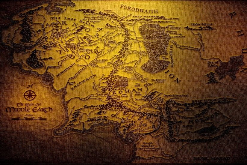 Middle Earth Wallpapers - Full HD wallpaper search
