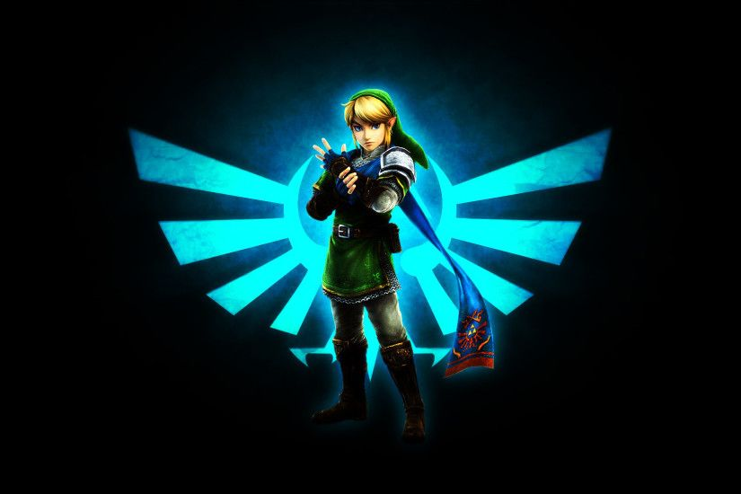 ... The Legend Of Zelda Link Wallpaper by TheWolfRomeo