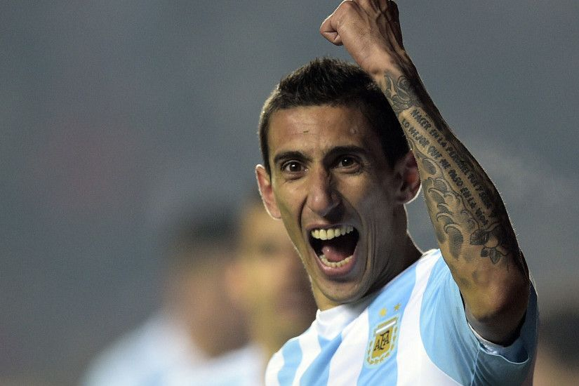 Copa America 2015: Angel Di Maria double helps fire six-goal Argentina into  final | The Independent