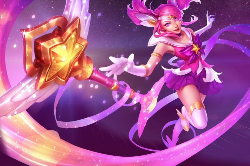 Star Guardian Lux wallpaper