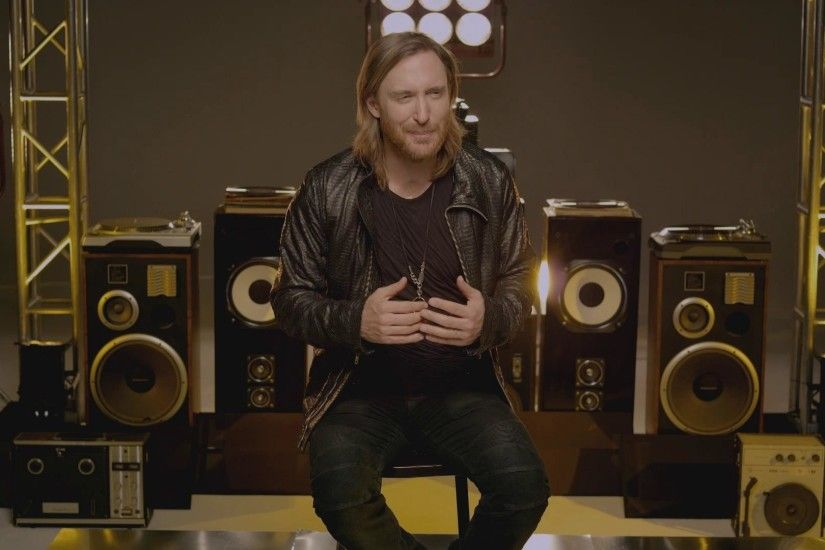 David Guetta - #Vevocertified, Pt. 7: Turn Me On ( Commentary)