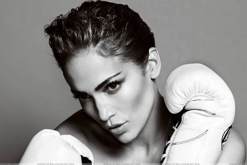 "You are viewing wallpaper titled ""Jennifer Lopez Black N White Face ..."