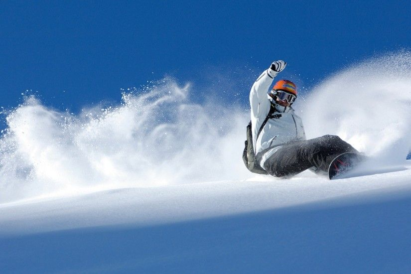 Snowboarding Wallpapers #6909636