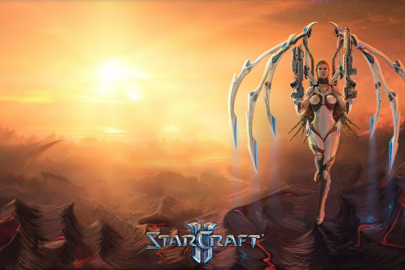 sarah kerrigan fan art - Google Search