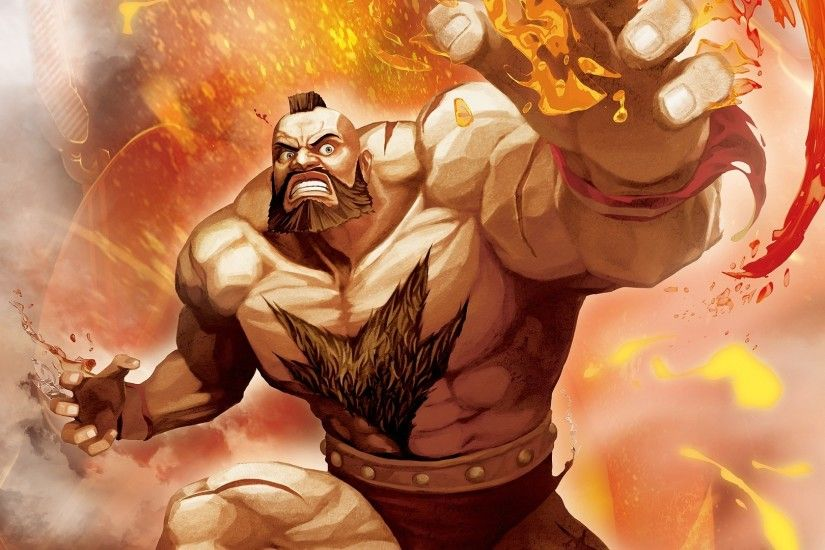 ... Street Fighter HD wallpaper | 1366x768 | #67915 ...