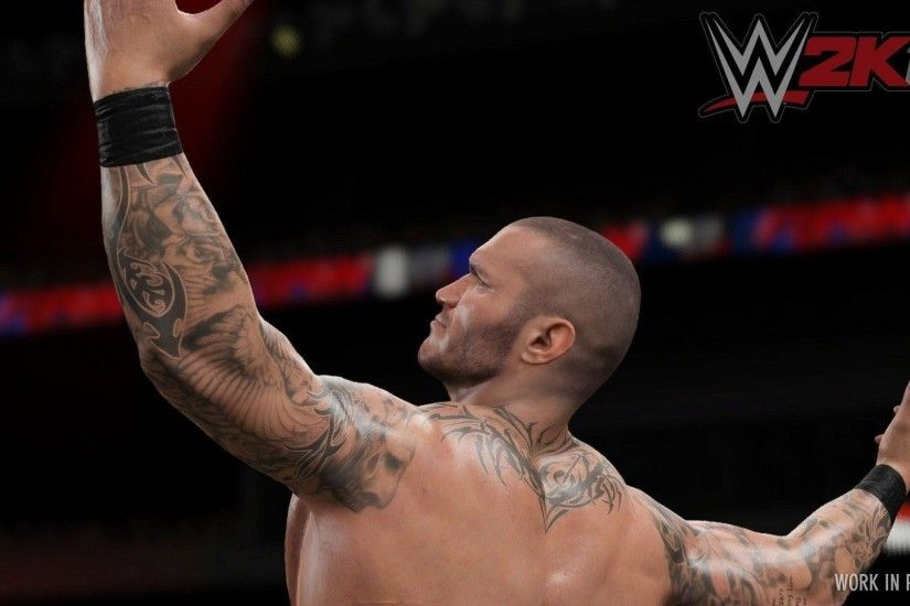 1920x1080 WWE 2K15: First In-Game Shots of Randy Orton Ready to Strike on