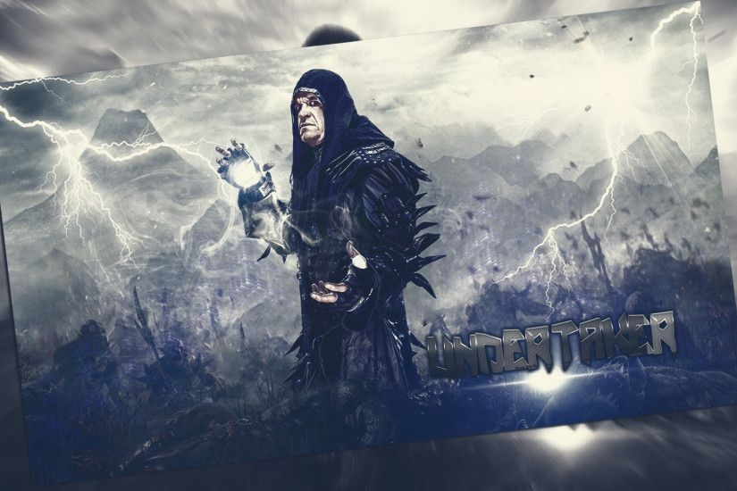 Undertaker Wallpaper by RaazivYdv Undertaker Wallpaper by RaazivYdv