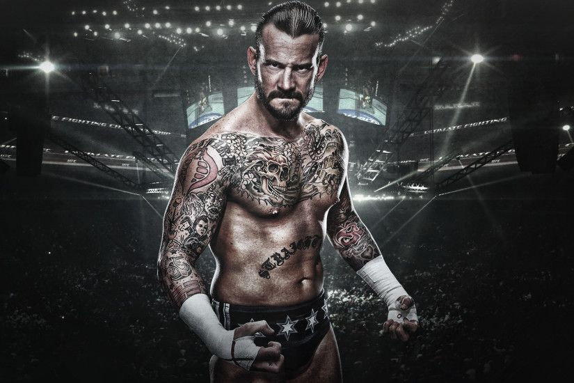 ... CM Punk UFC Wallpaper(Ethereal)() by EtherealEdition