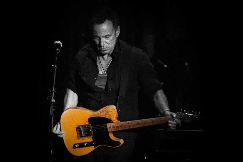 Bruce Springsteen - Light of day 2015 - Thunder road blu-ray preview