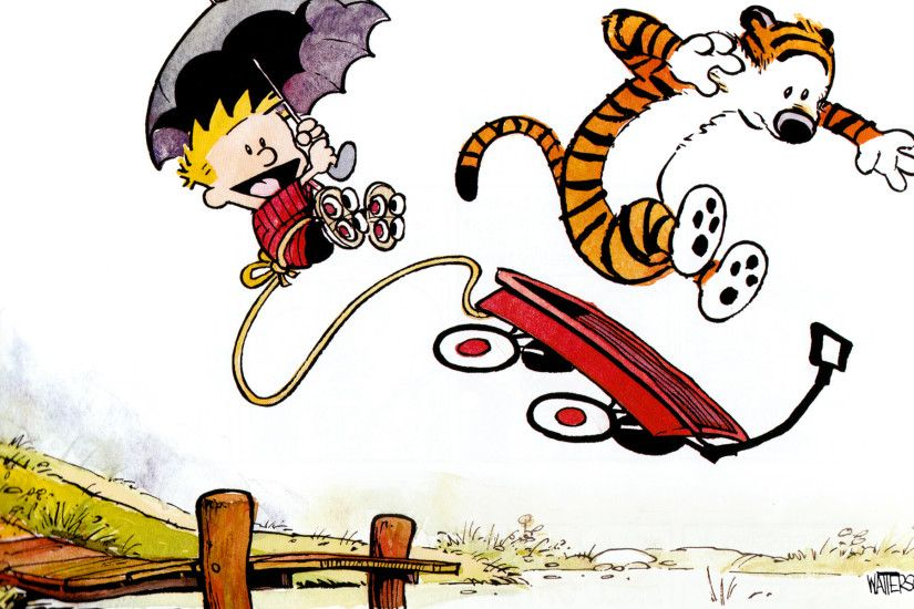 Calvin & Hobbes Computer Wallpapers, Desktop Backgrounds | 1920x1200 .