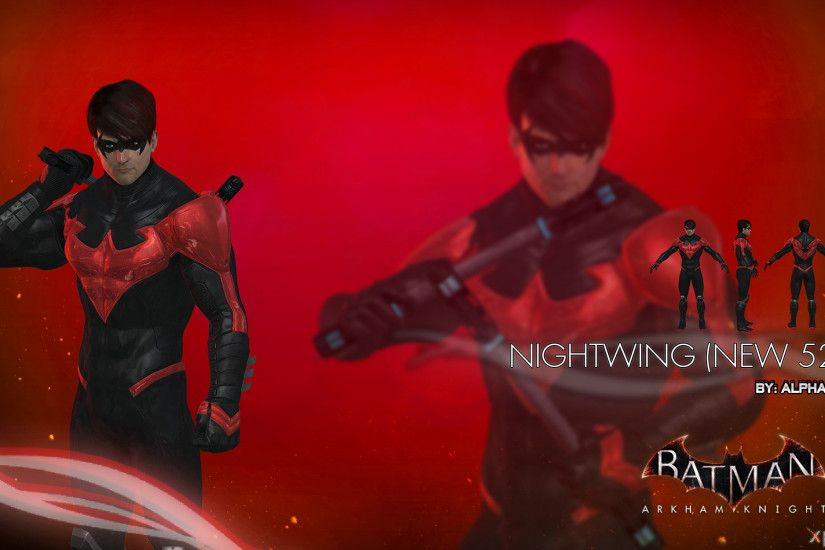Nightwing New 52 Wallpapers 1080p