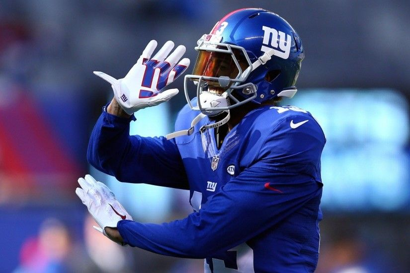 WATCH: Giants' Odell Beckham Jr. makes another sick 1-handed catch vs. Jets  | NJ.com