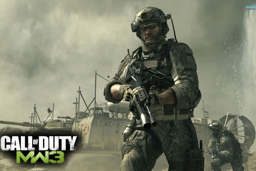 Call of Duty: Modern Warfare 3 wallpaper - Game wallpapers - #10715