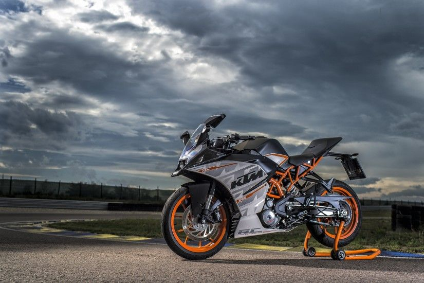 Ktm Rc 390 Black Wallpaper - image #784222
