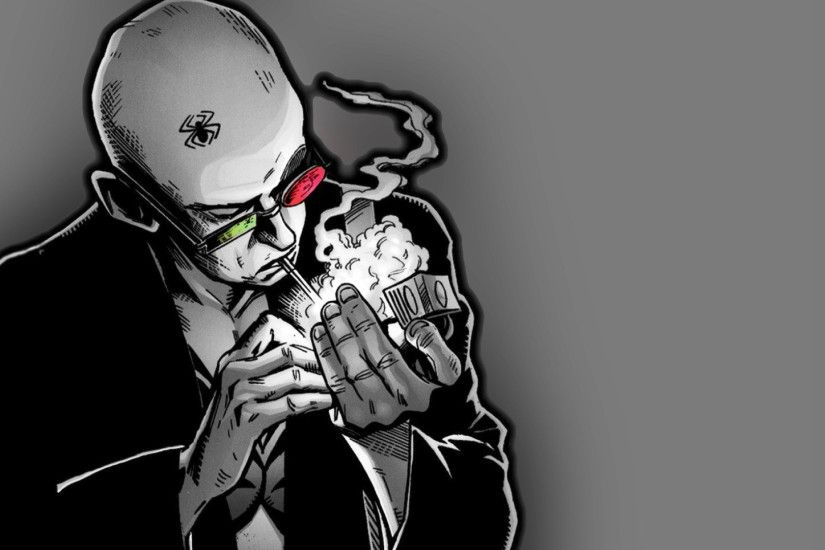 ... cool cartoon gangster wallpapers 4k ultra hd gangster wallpapers ...