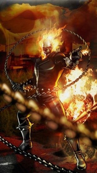 ... Ghost Rider. Wallpaper 608521