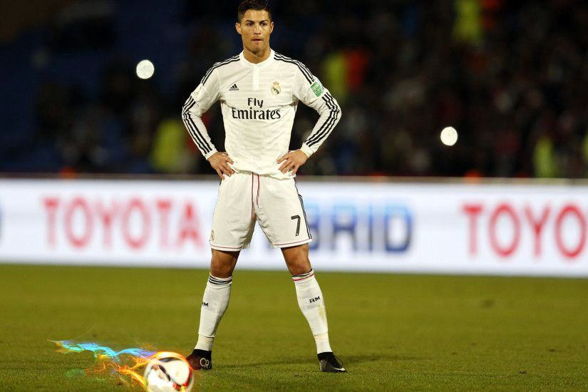 HD Cristiano Ronaldo Wallpapers Fire Football Wallpapers Players .