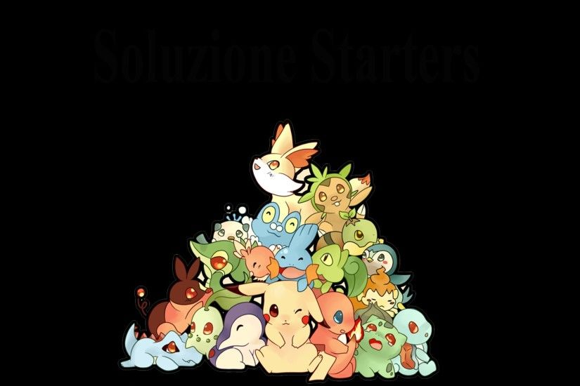Novità definitive sugli starters: Pokemon Super Mystery Dungeon
