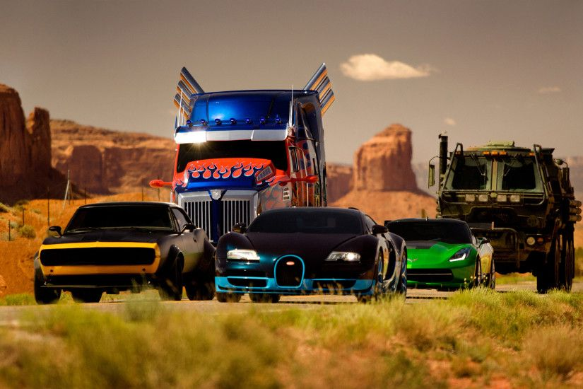 Autobots, Transformers, Chevrolet Corvette Stingray, Crosshairs, Western  Star 4900, Optimus Prime