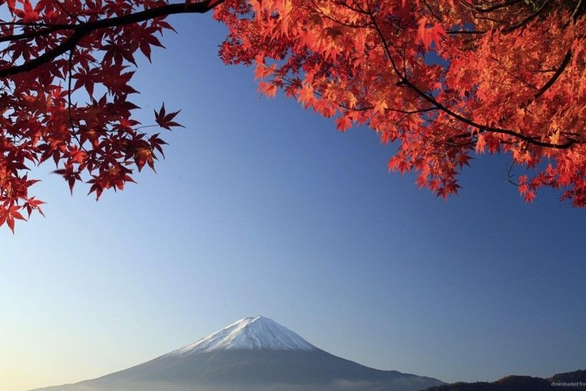 Japanese Scenery Bing Theme Series Landscape Photography .