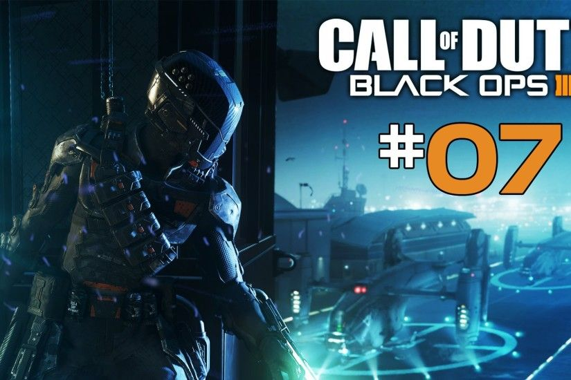 Call of Duty Black Ops 3 Walkthrough Benchmark Part 7 Playthrough GTX970 i7  4770k 1080p60fps - YouTube