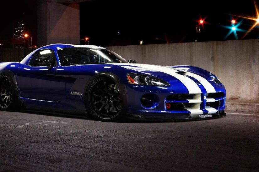 2015 Dodge Viper GTS R Blue Custom Wallpaper #17844 | Car Desktop .