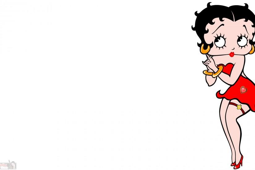 gothi betty boop | Betty Boop Wallpaper HD The Best Black Cat .