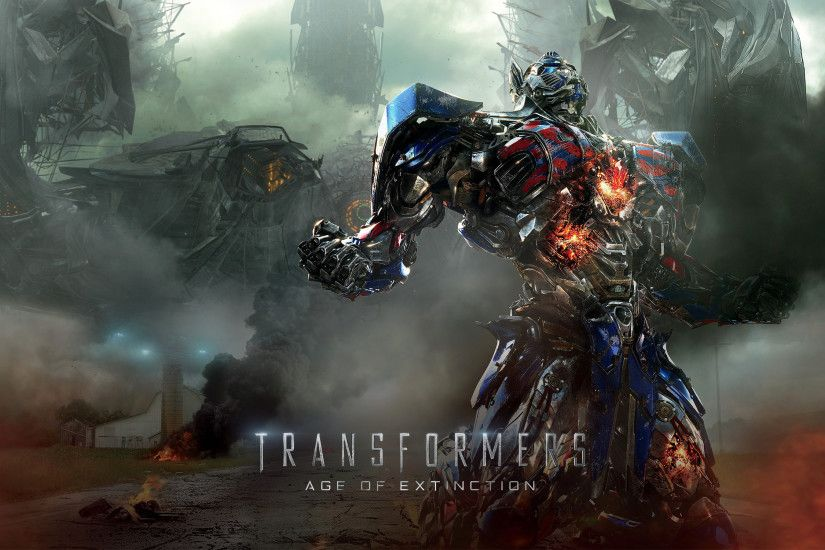 Transformers 4 Age of Extinction 2014