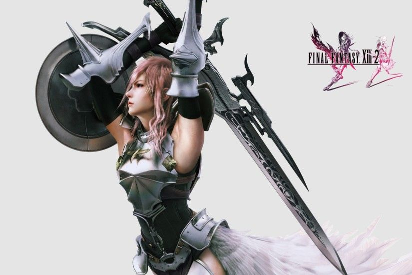Final Fantasy XIII-2 HD wallpapers #18 - 1920x1080.
