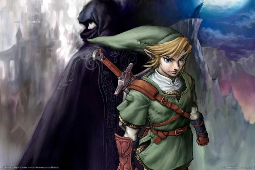 The Legend Of Zelda Twilight Princess Wallpaper HQ Photos #15602 .