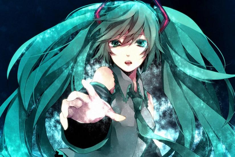 free download hatsune miku wallpaper 1920x1200 for pc