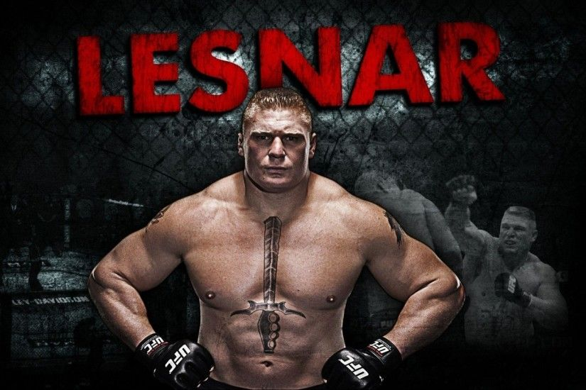Here Comes The Pain Brock Lesnar Wallpaper - Dazzling Wallpaper