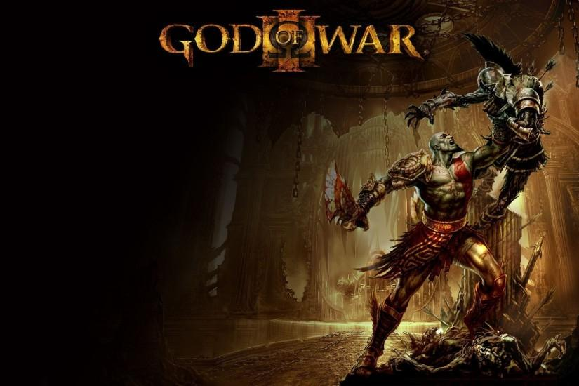 God of War 3 [8-Wallpapers] - Taringa!