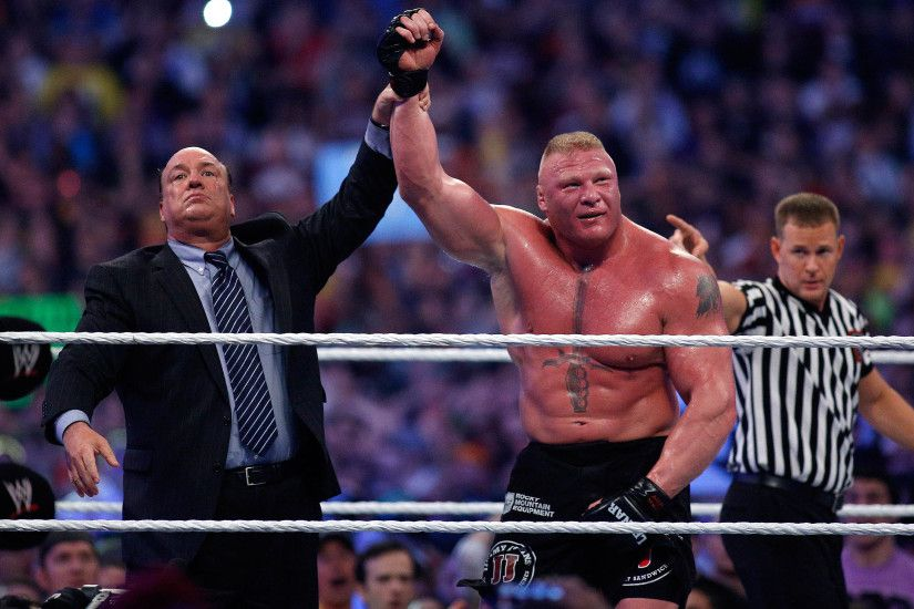 Brock Lesnar WWE 4K 3840x2160 wallpaper