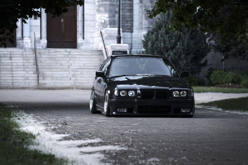 BMW E36 Car HD Wallpaper - ZoomWalls