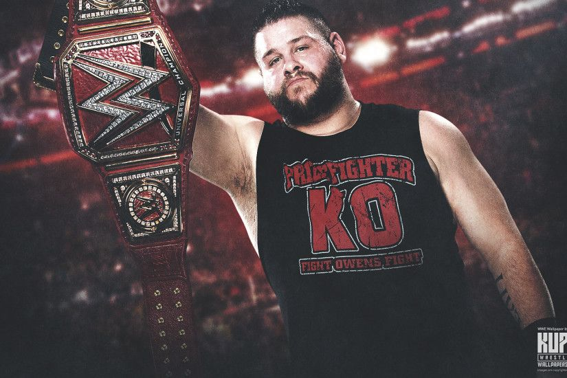 WWE Universal Champion Kevin Owens wallpaper 1920×1200 ...