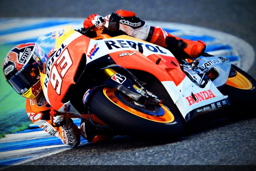 Marc Marquez Wallpaper Background