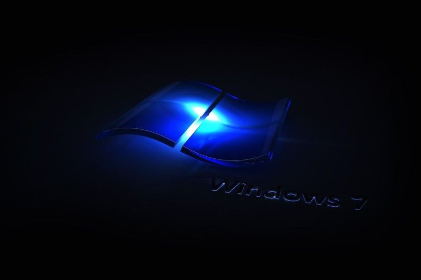 Windows 7 Blue Wallpaper » WallDevil - Best free HD desktop and mobile  wallpapers