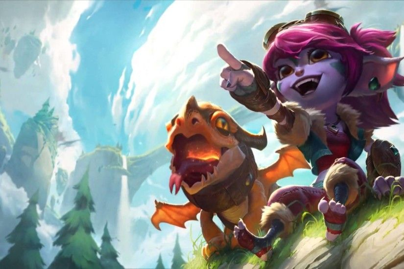 League of Legends - Tristana Theme - Music - Extended HD