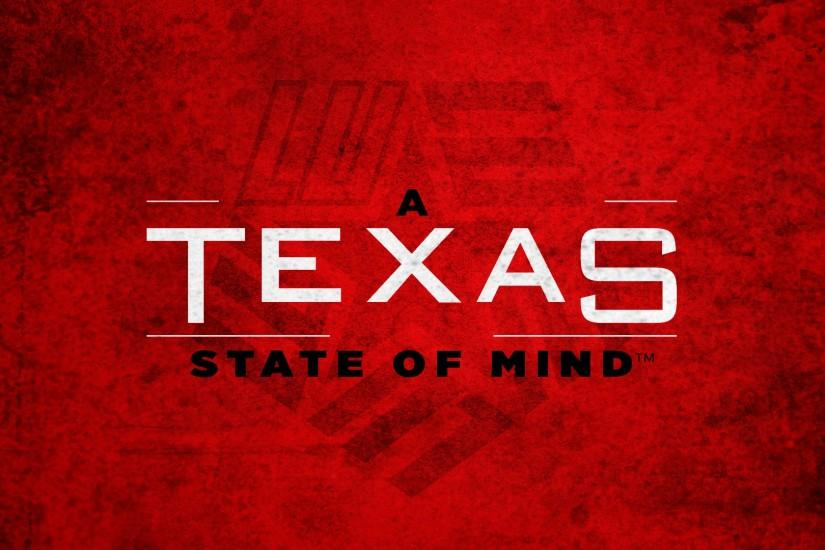 ... Texas State of Mind Logo ...